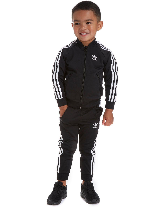 adidas Originals Superstar Suit Infant  7fe8fe6878