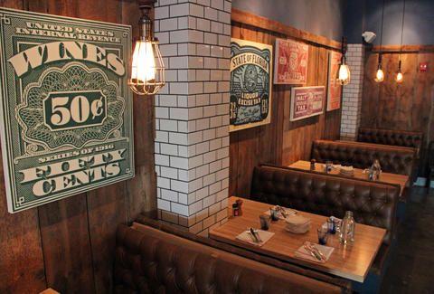 The Pig: A Logan Circle, Washington DC Restaurant. Known for American, BBQ