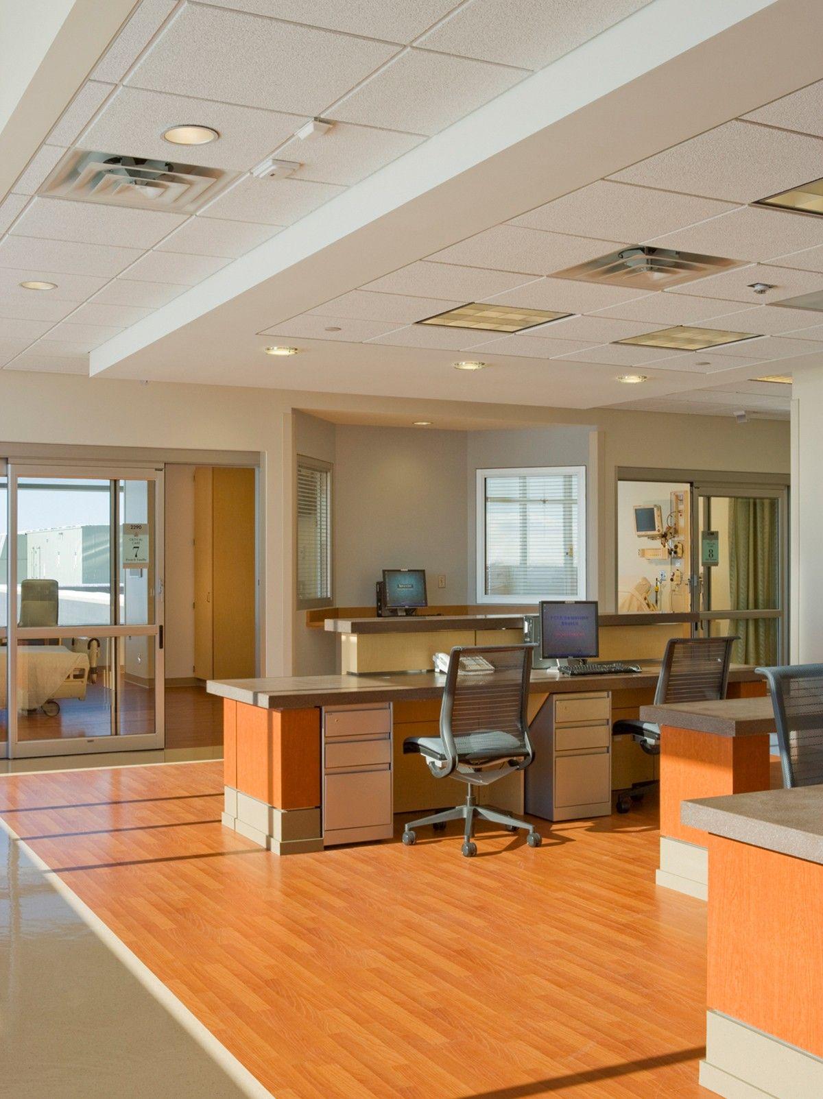 Trauma Room Design: Adventist Bolingbrook Hospital Bolingbrook, IL