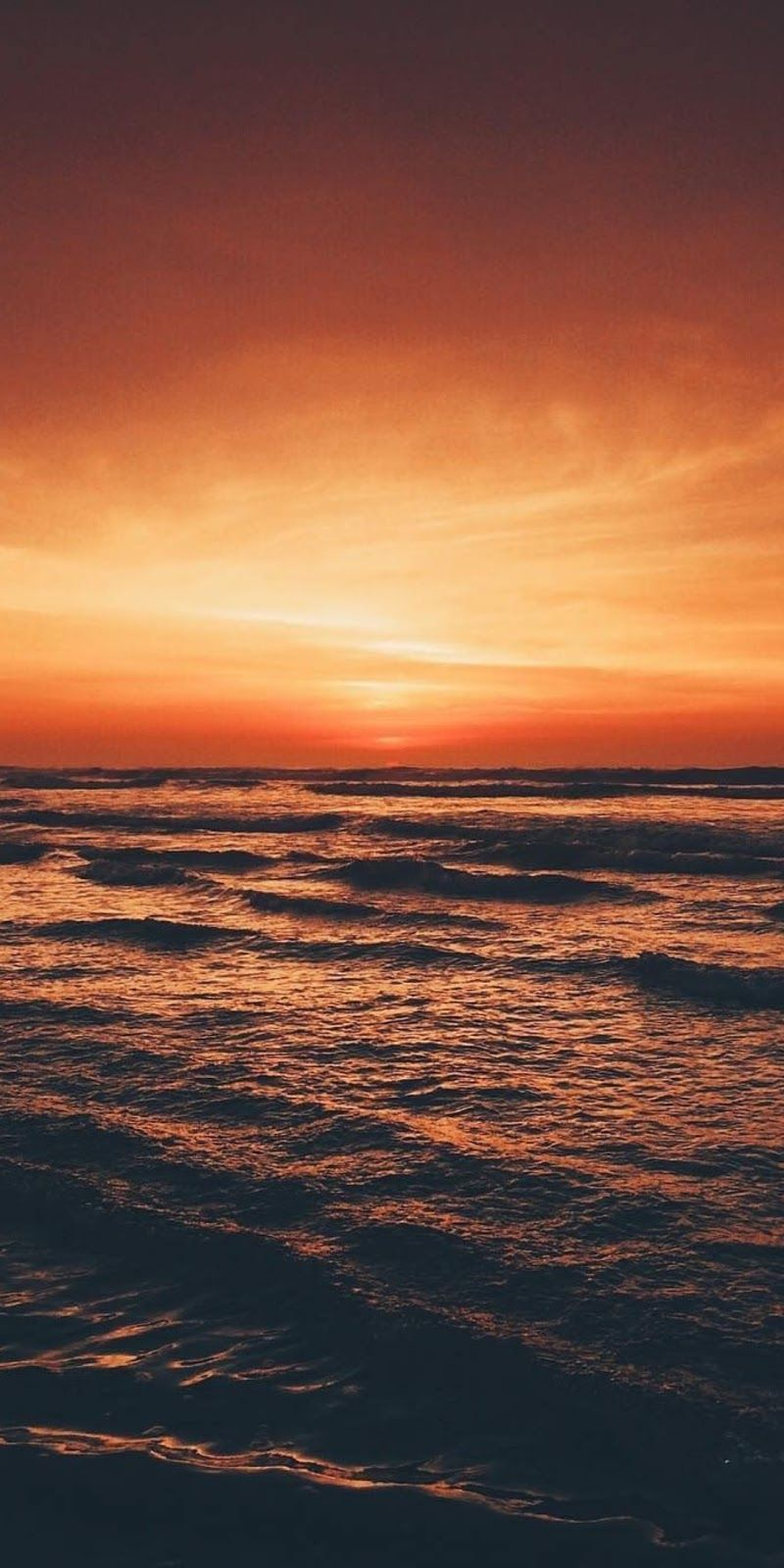 Beach In The Sunset In 2020 Sunset Wallpaper Beautiful Scenery Photography Night Sky Wallpaper