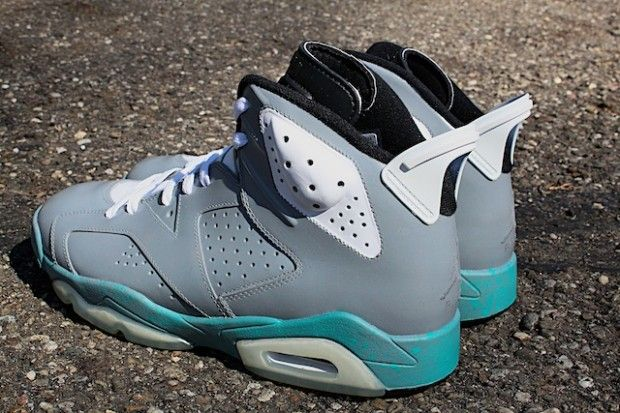 finest selection c8a4b 2845f Marty McFly Jordan VI – Air Mag Custom Kicks