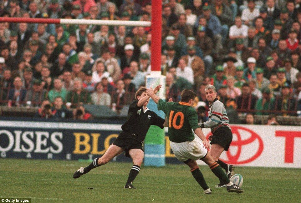 South Africa Jog The Memory By Replicating 1995 World Cup Run Rugby World Cup Springboks Rugby South Africa Rugby
