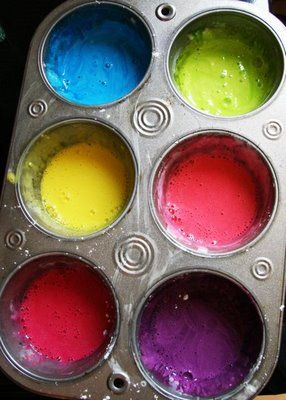 Diy Bath Paint 2 T Cornstarch 1 3 C Liquid Soap Several Drops Food Colouring Smidge Of Water To Get A Good Consistency