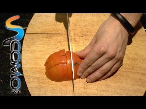 Truco Para Afilar Cuchillos Y Tijeras Youtube Cuchillos Trucos Tijeras