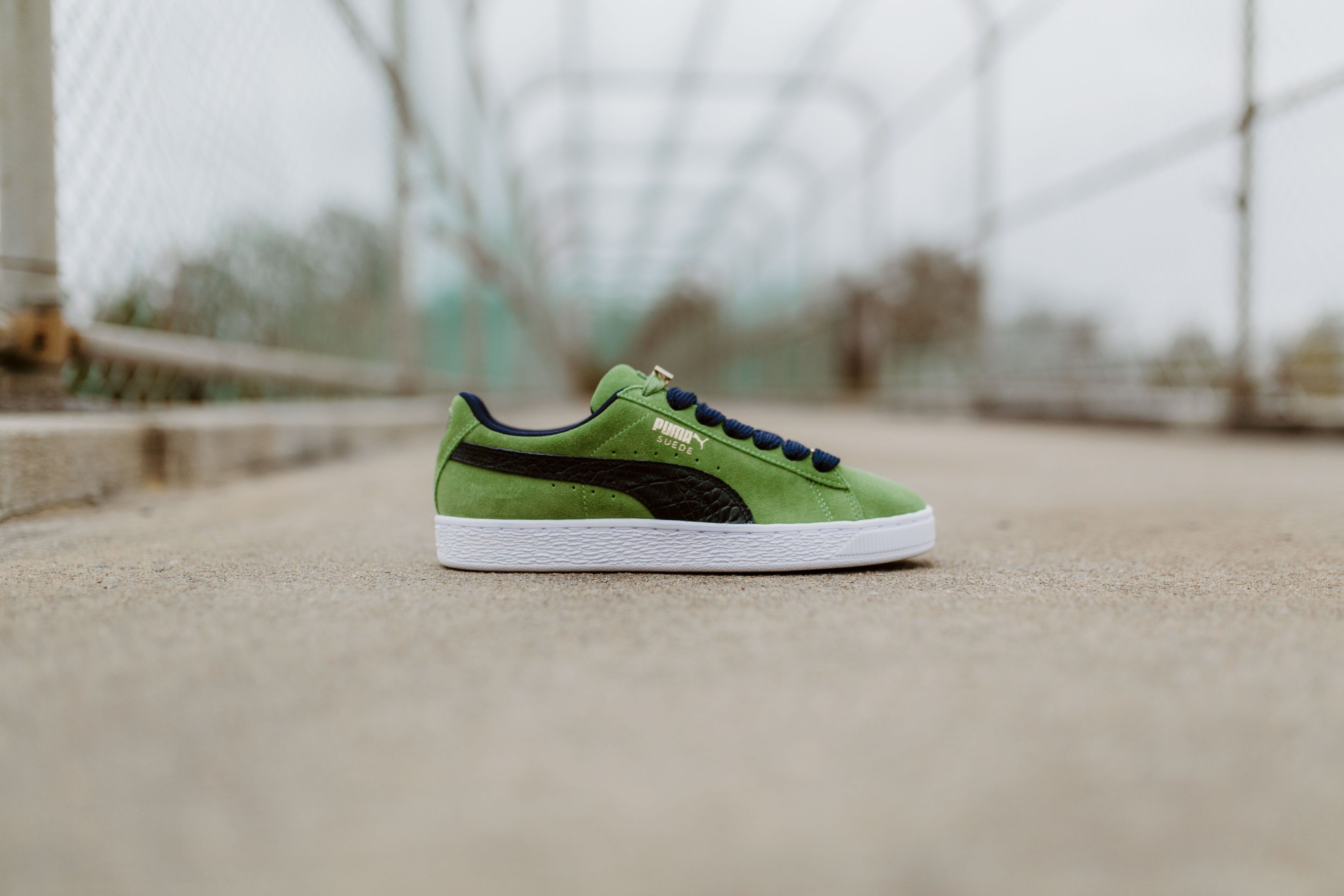 finest selection 32a20 07574 Puma Suede Classic BBOY Fabulous (Forest Green/Peacoat ...