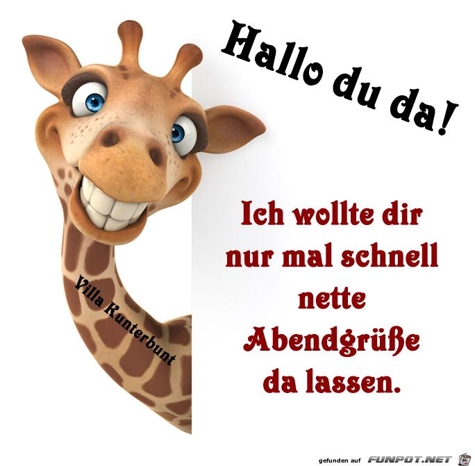 lustiges Bild Hallo du da.png- Eine von 60159 Dateien in der Kategorie Lustiges auf FUNPOT