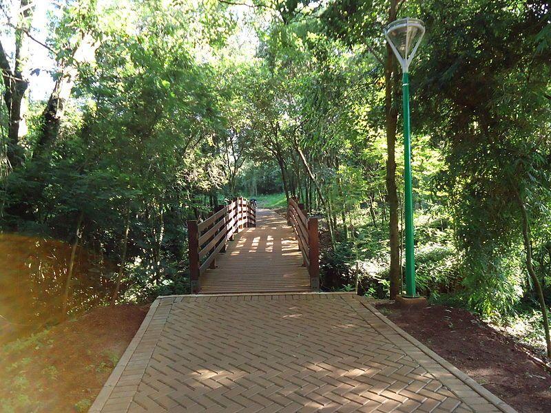 Parque Vitória - Cascavel 07 - Parque Ambiental Hilário Zardo – Wikipédia, a enciclopédia livre