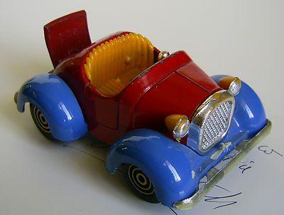 Polistil AUTO PAPERINO anni 70 (serie operazione nostalgia)