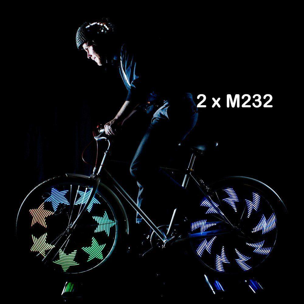 Monkey Light Pro Bike Wheel Lights Visuals You Ll Go Bananas Over