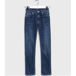 Photo of Gent Slim Classic Jeans (Blau) Gent