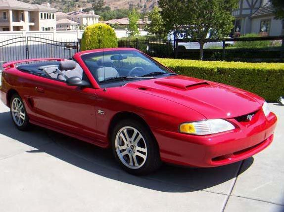 Colliers 1995 Mustang GT  Ride  Pinterest  tyxgb76ajthis