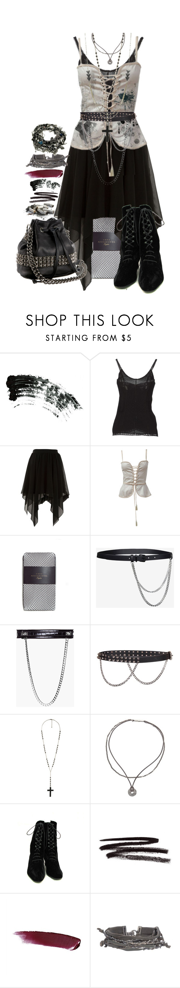 """someone take these dreams away ..."" by no0ne ❤ liked on Polyvore featuring Sue Devitt, KUXO, Yves Saint Laurent, Zara, Barbara Bui, Givenchy, Forever 21, Bottega Veneta, Tylie Malibu and Christian Dior"