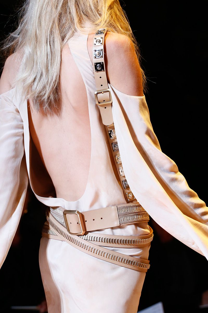 Versace Spring 2013 RTW - Review - Collections - Vogue