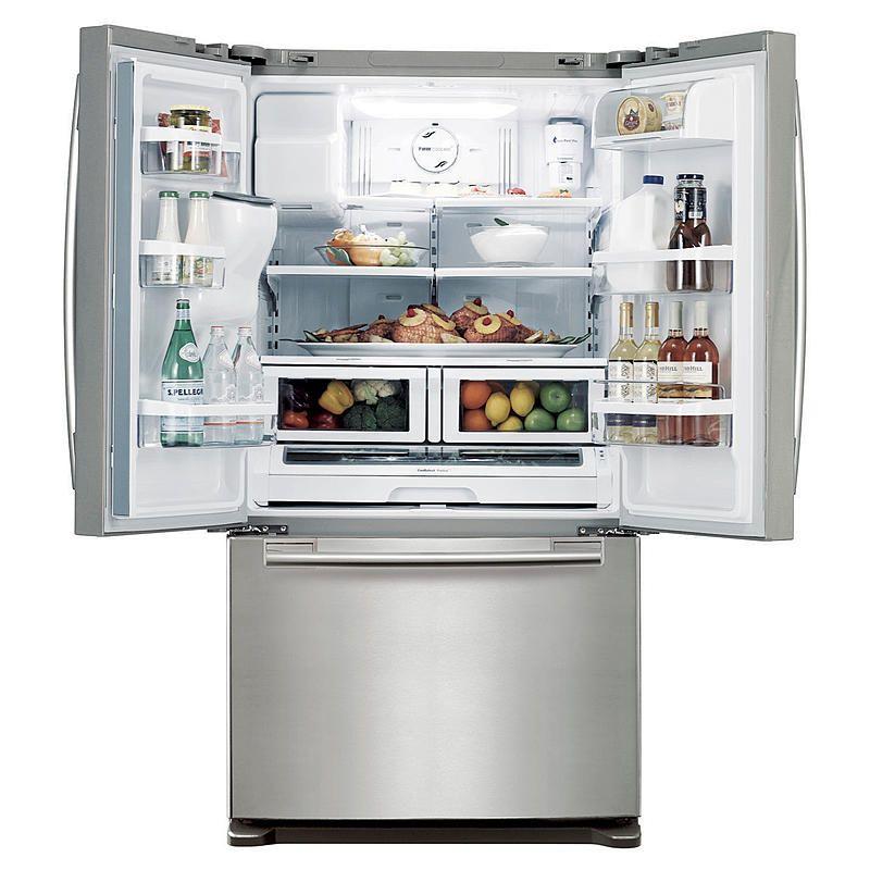 Samsung 26 Cu Ft French Door Refrigerator Stainless Steel