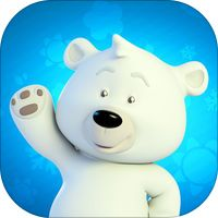 I think the grand babies would love this!  Snow & Stella by Immplay