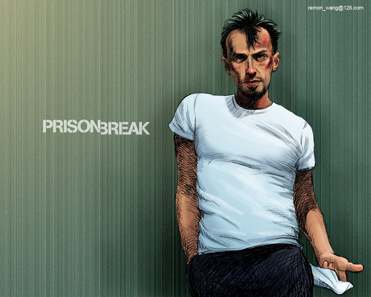 t-bag - robert-knepper Wallpaper