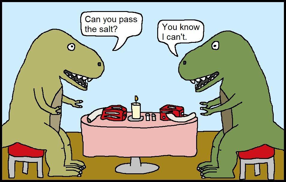 Шутки картинки про динозавров