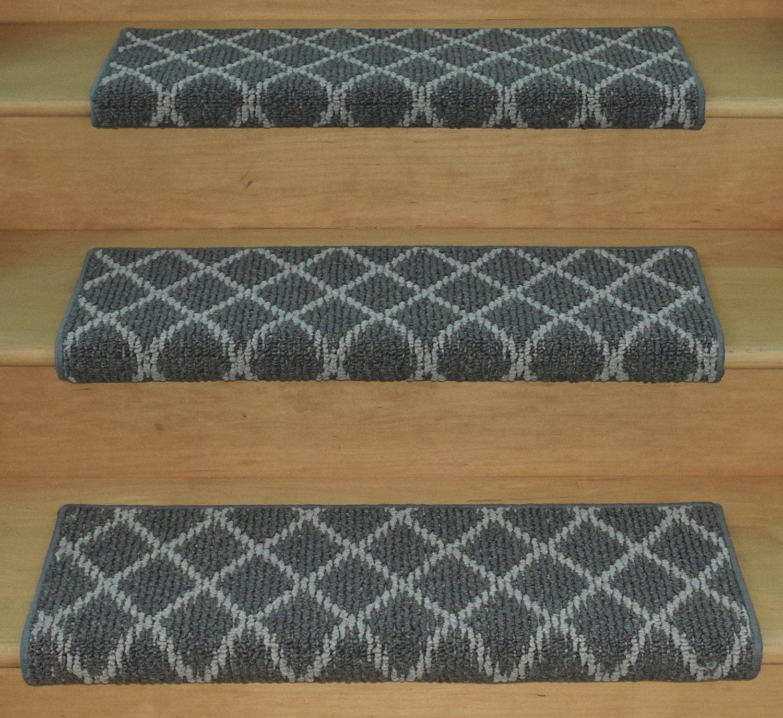 Jardin Wool Inspired Bullnose Carpet Stair Tread With Adhesive   Cheap Carpet Stair Treads   Carpet Runners   Wall Carpet   Wool Carpet   Rugs   Stair Runner