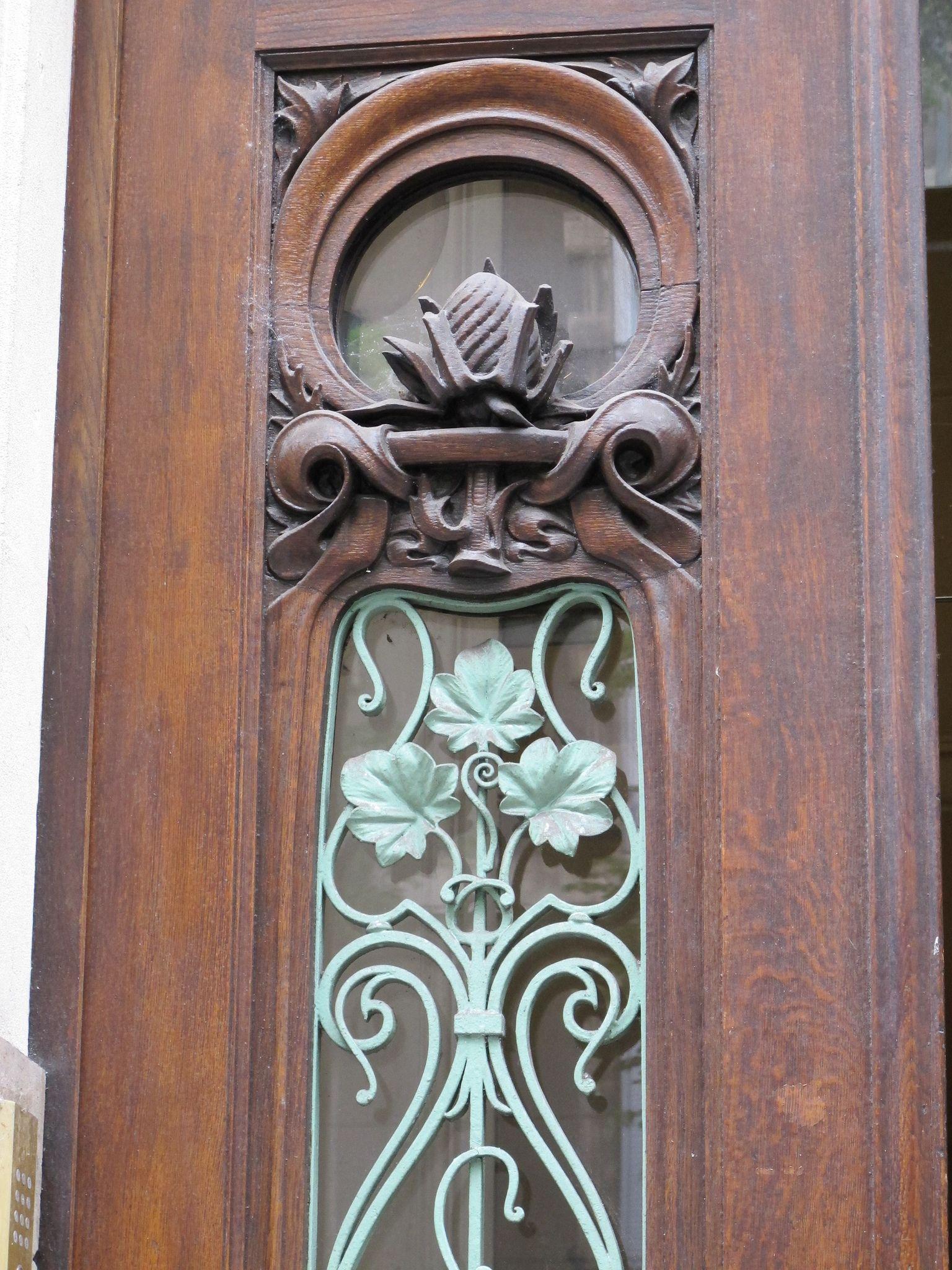 Ancienne Chambre De Commerce 1900 21 Avenue Felix Viallet 6 Boulevard Gambetta Grenoble 38 Art Deco Buildings Art Nouveau Art Deco