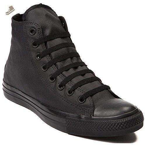 92407d8bb07 Converse Unisex Chuck Taylor Back Zip Hi Sneakers Black (9 Men Women 11) - Converse  chucks for women ( Amazon Partner-Link)