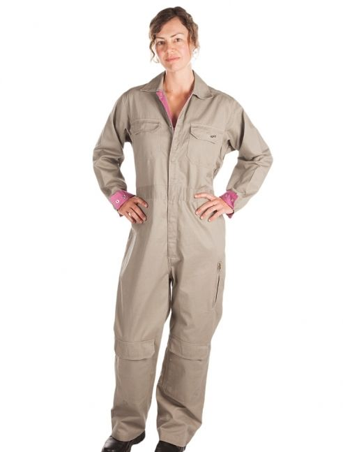 tan coverall rosies workwear for women work wear women on dickies coveralls id=79018