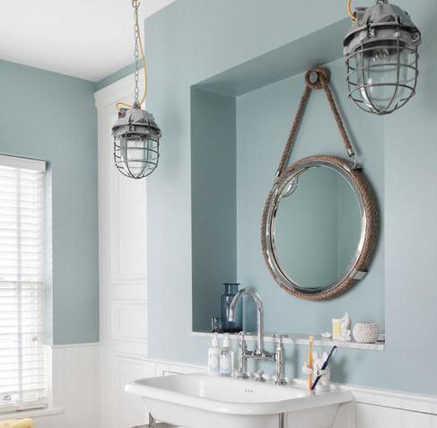 Nautical Bathroom Lighting Ideas Discover The Best Nautical