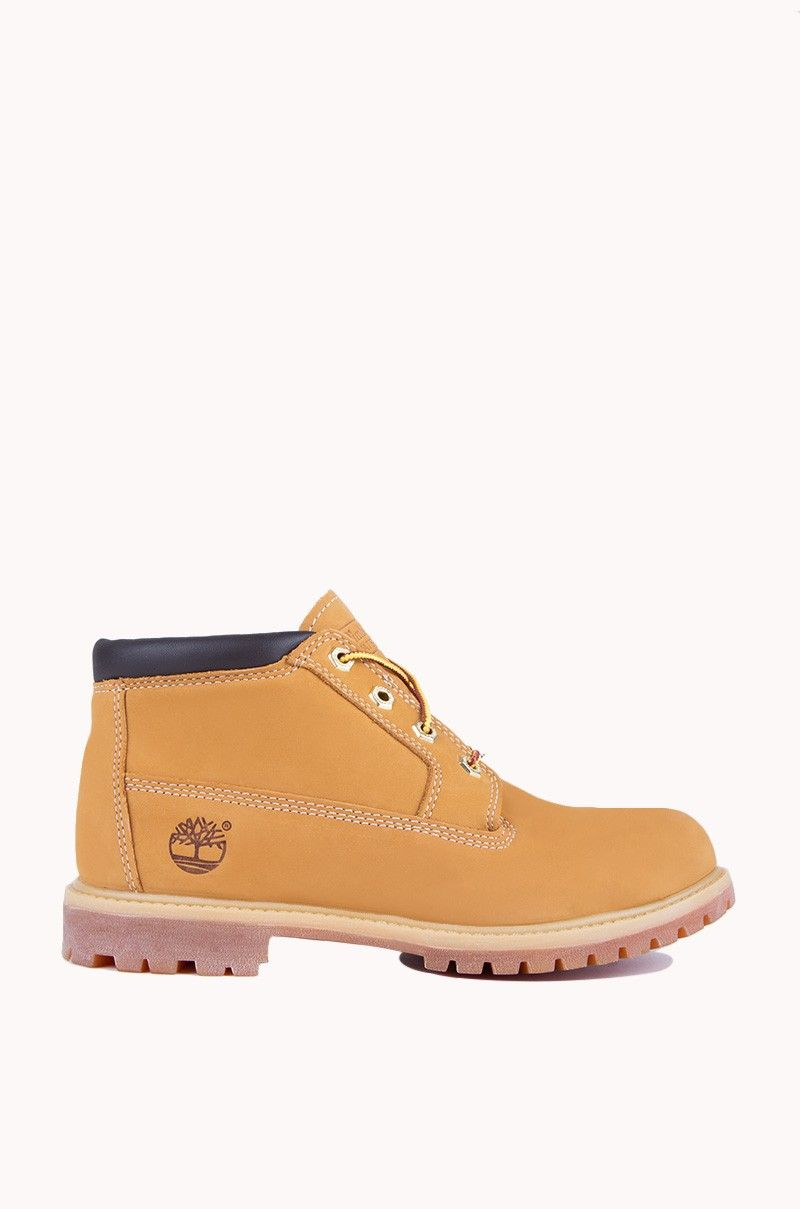 Get prepared for the cool weather with our Timberland Women's Nellie Chukka  Double Waterproof Boot in