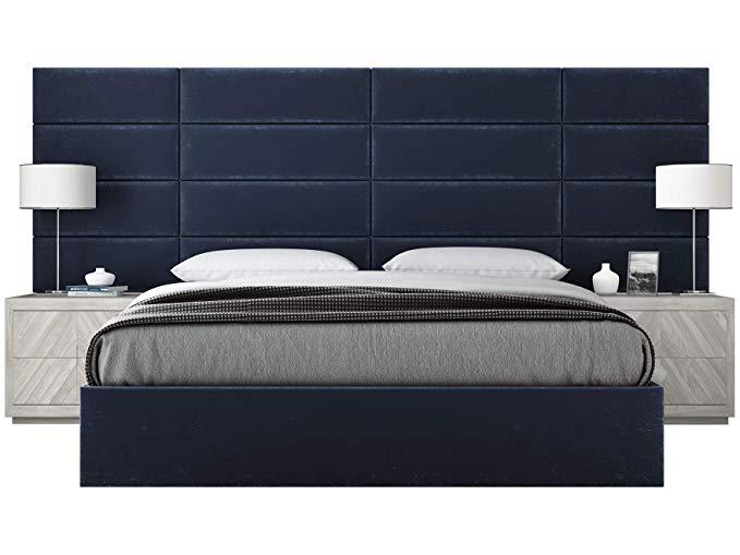 Amazon Com Vant Upholstered Wall Panels King Cal King Size