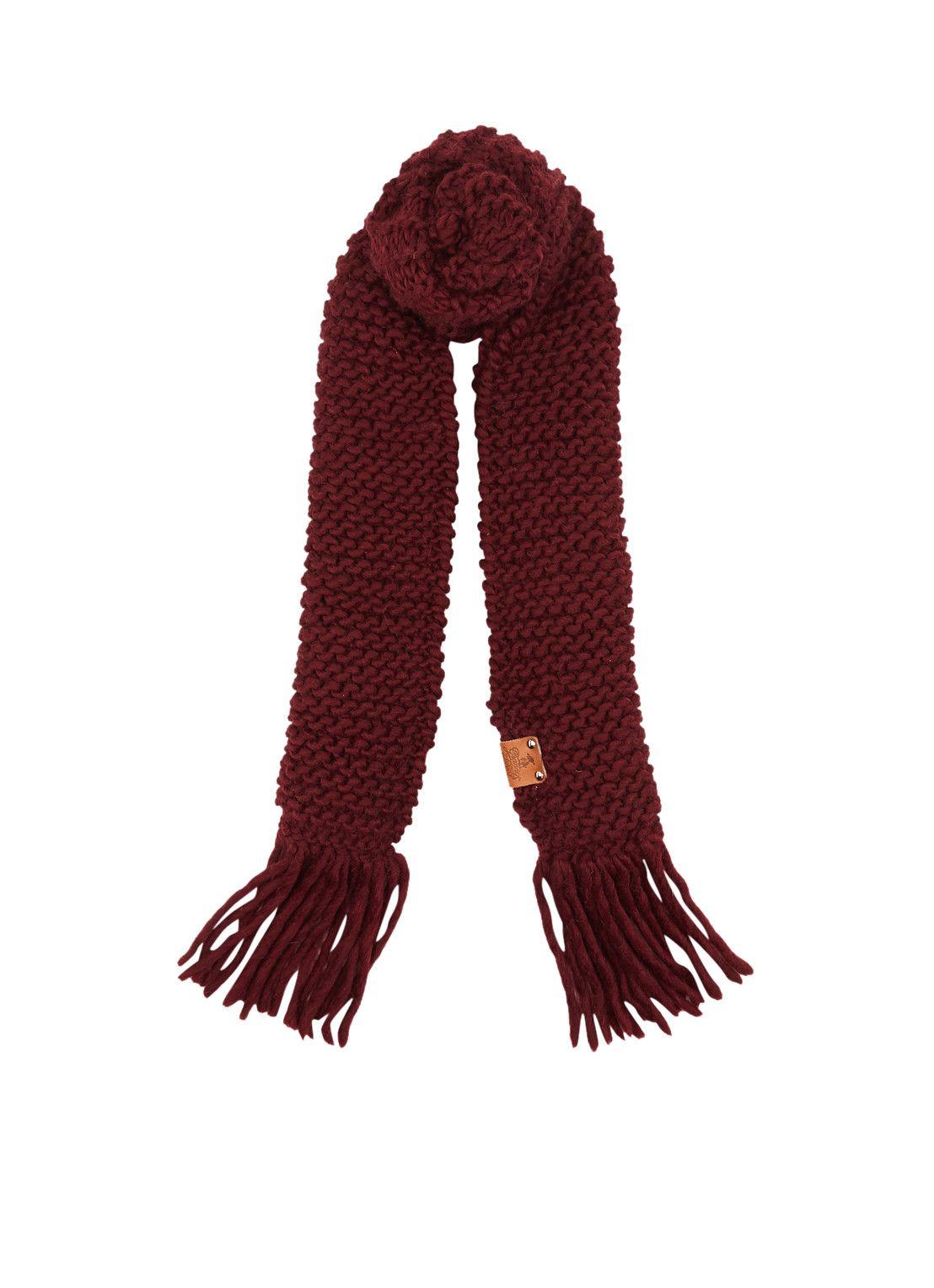 Granny's Finest Willy lange sjaal van wol 160 x 20 cm • de Bijenkorf