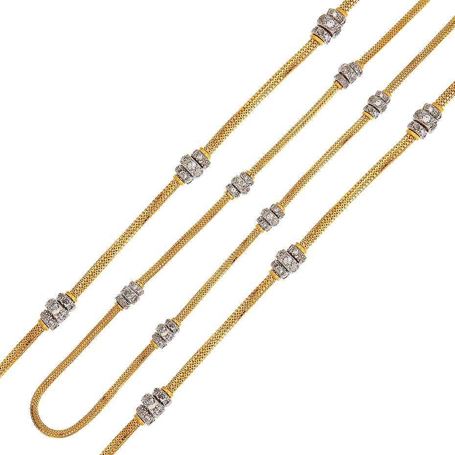 golden toscani chains chain italian jewelry gold in solid necklace cable