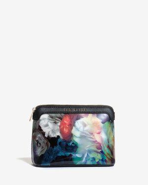 Technicolour Bloom wash bag