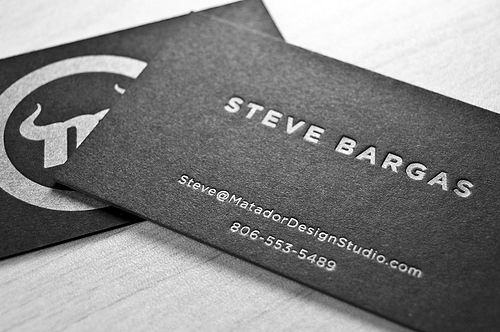 Love the silver on charcoal the dapper business cards of steve the dapper business cards of steve bargas professional colourmoves Image collections