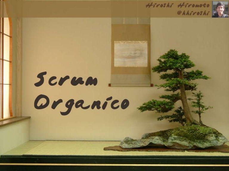 Scrum Orgánico Pecha Kucha at Agile 2013 by Hiroshi Hiromoto via Slideshare