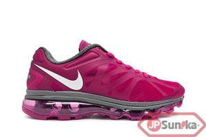Nike Wmns Air Max+ 2012  Fireberry  (487679-610)