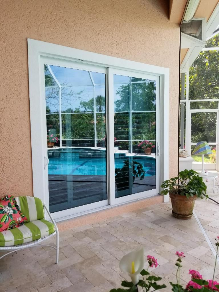 Pgt Vinyl Impact Sliding Glass Door Window Photos In 2018