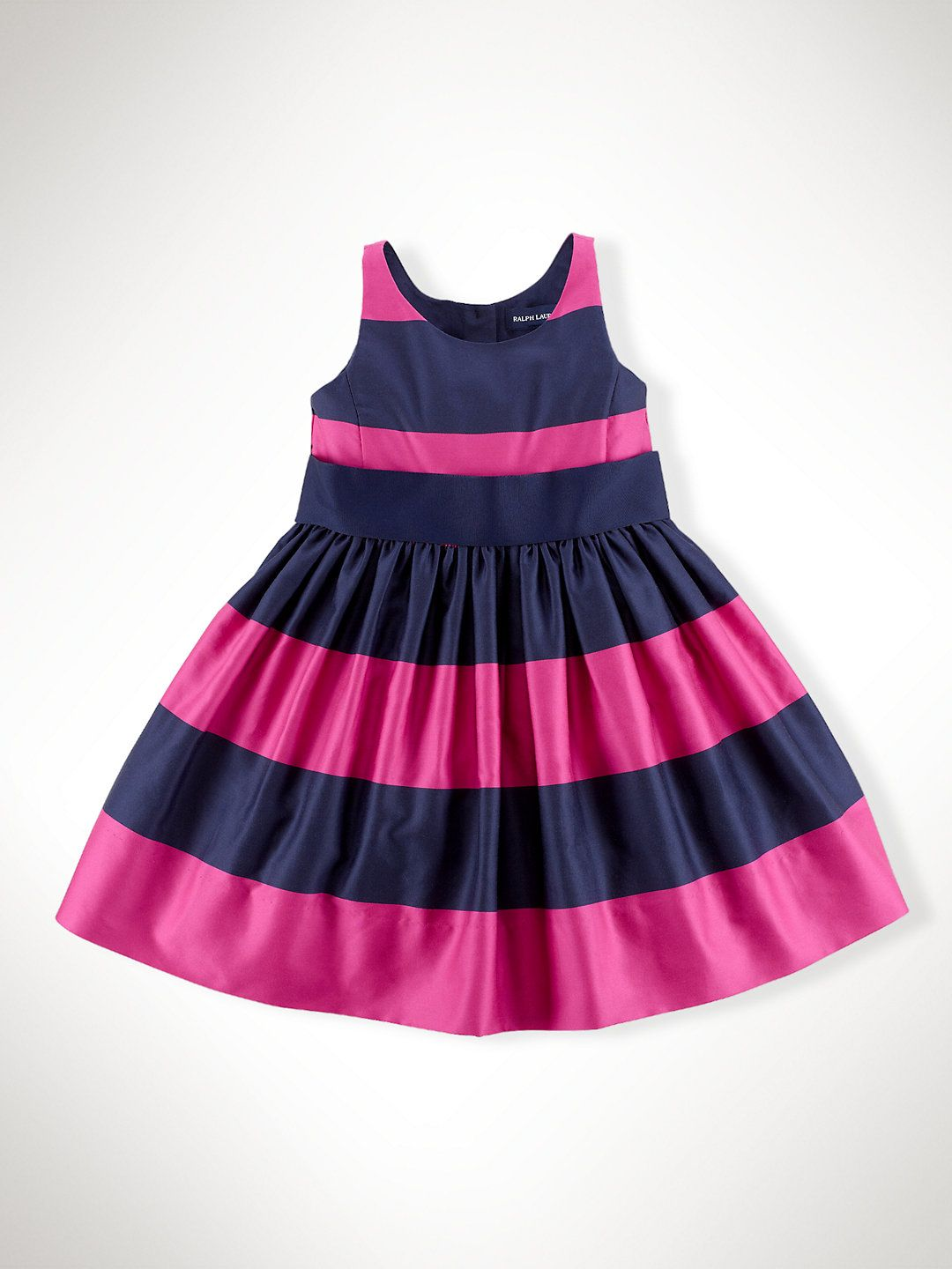 9f6695c2bd039 um it's pink and navy. | Child Style | Girls designer clothes ...