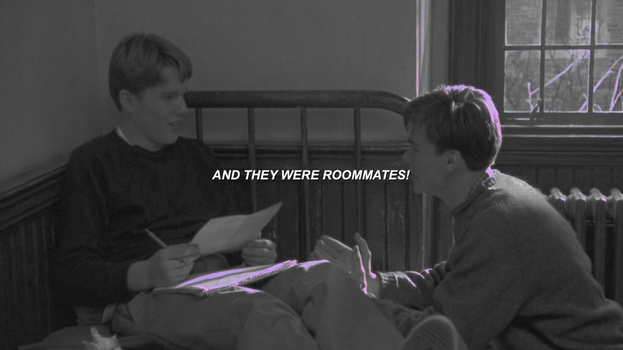 ~Dead Poets Society Preferences and Imagines~ - WHO SAYS I LOVE YOU FIRST?