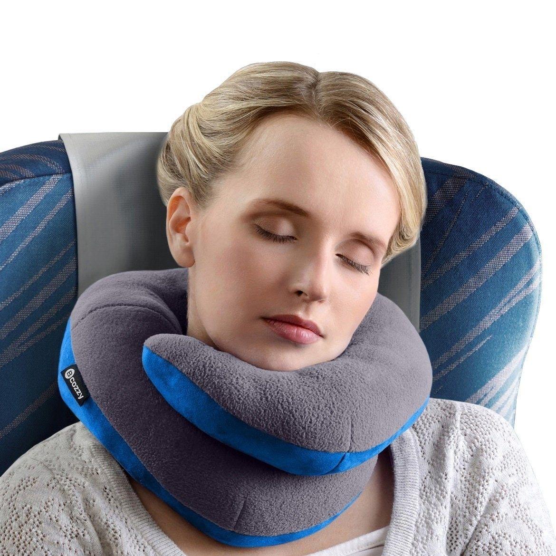 DIY Travel Pillows Memory Foam