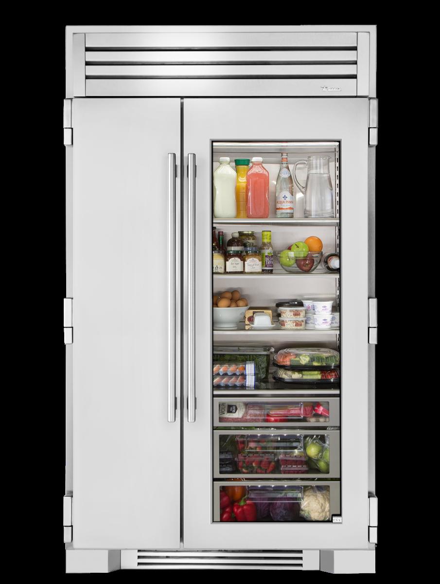 True Residential True Custom Finish Refrigerators Glass Door Refrigerator Glass Door Fridge Glass Refrigerator