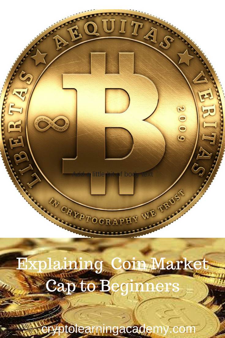 explain market cap cryptocurrency