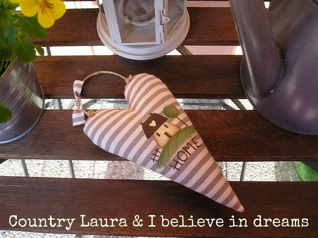 Country Laura: ALTRI CUORI IN COUNTRY PAINTING