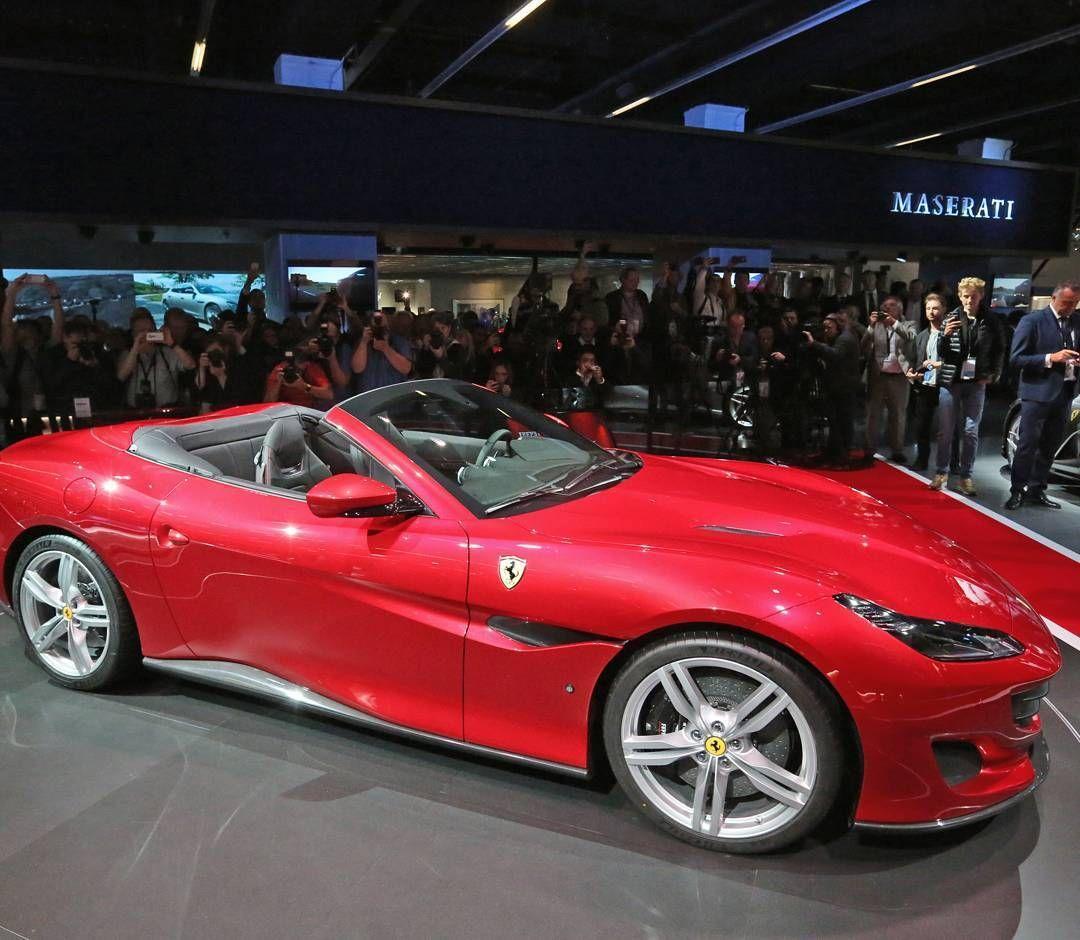 Ferrari Car, Latest Cars, Frankfurt, Motors, Convertible, Real Estate, Car,  Scene, Names