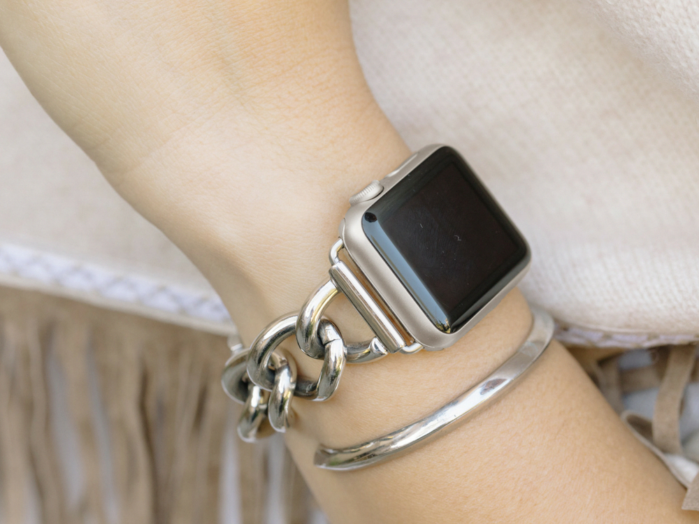 Chunky Chain Band for the Apple Watch applewatches