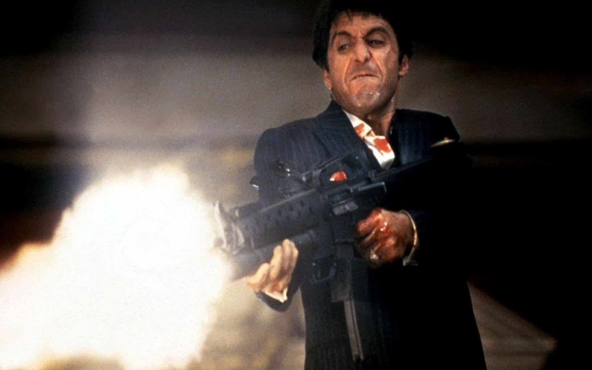Scarface Wallpapers Tony Montana Al Pacino Photos 2 Scarface Tony Montana Al Pacino