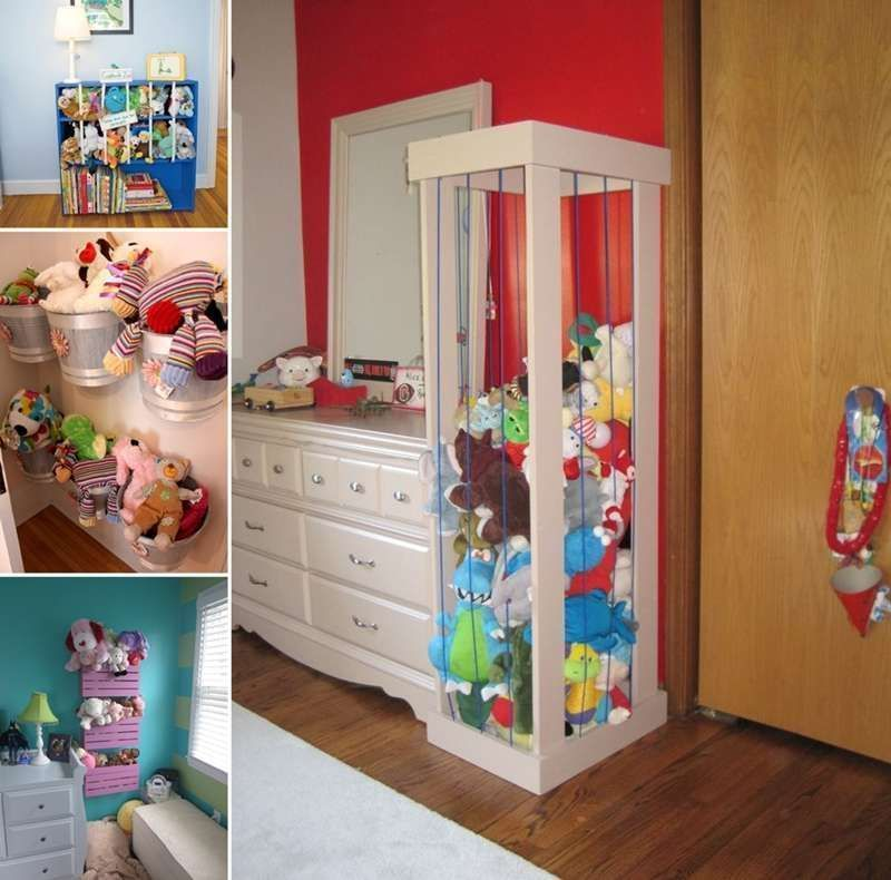 Toy Storage Ideas Living Room For Small Spaces. Learn How