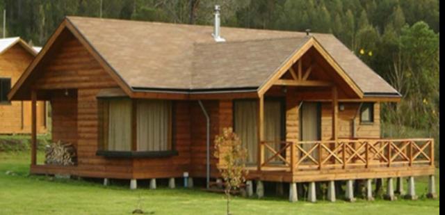 Casa pefabricada gultro 68 m2 casas prefabricadas - Casas de campo prefabricadas ...