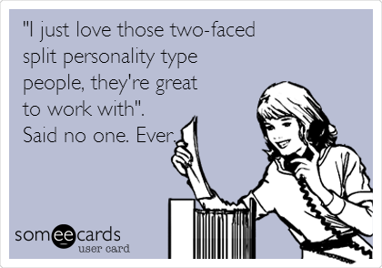 Someecards Com Sayings Friendship Humor Personality Types