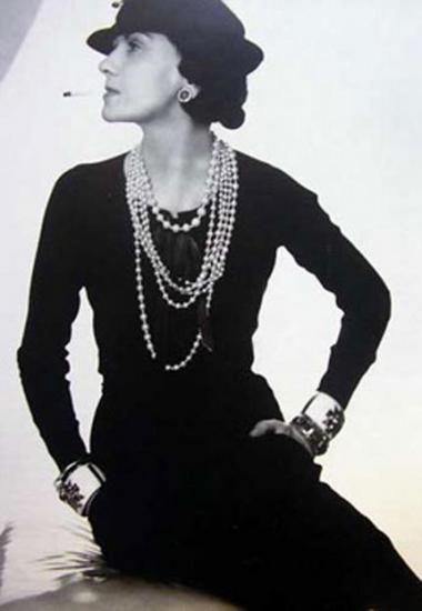 47a052f3d9f La petite robe noire de Coco Chanel