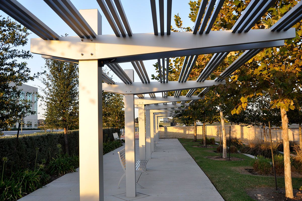 AVAdek Walkway Cover Systems Canopies Provides An Unsurpassed Array Of And Canopy Combinations Options Providing Unique Design Flexibility For