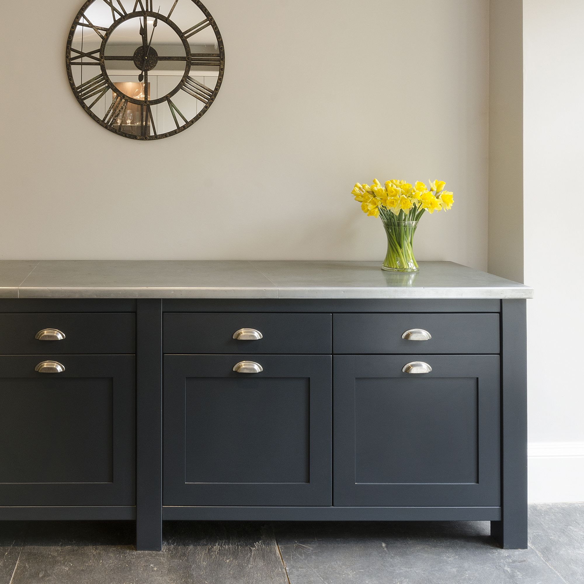 Farrow And Ball Railings Paint farrow & ball 'railings' painted shaker furniture with hand